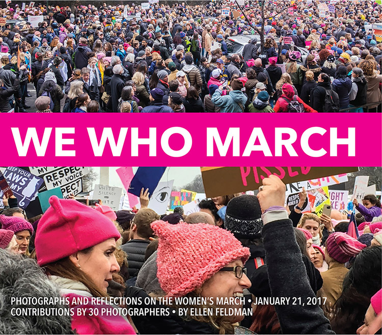 We Who March cover