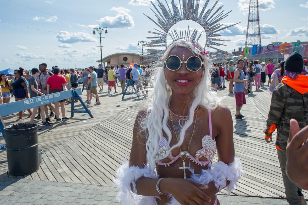 Mermaid Parade 2019, Coney Island, Brooklyn New York City