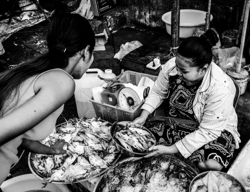 The Wet Markets of Cambodia