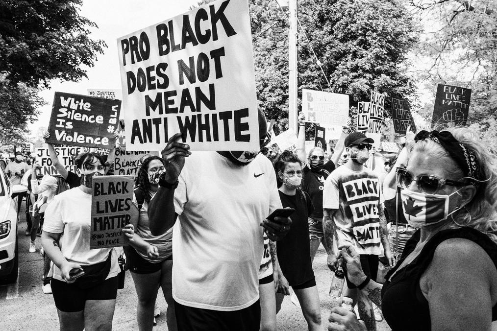 #BlackLivesMatter - Even In Canada