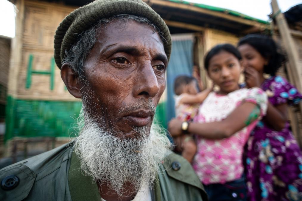 Rohingya: We Prefer to Call it Burma