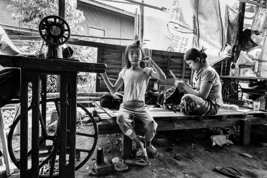 Unending Ethnic Conflict in Burma