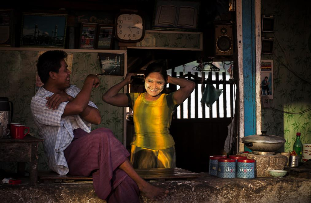 Burma: From the Inside, Looking Out