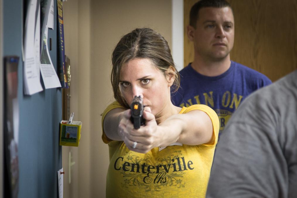 Arming Teachers in America