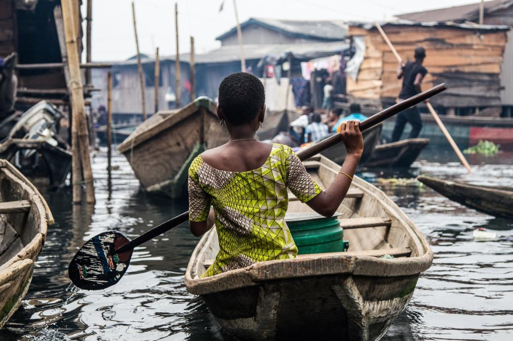 Forced evictions on the waterfronts of Lagos