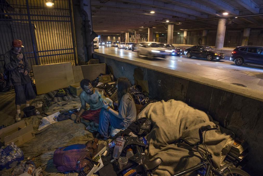 The Chronic Homeless in Chicago