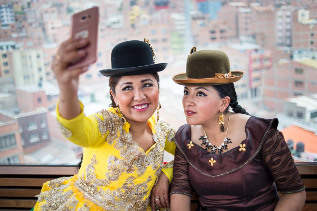 Cholitas, the revenge of a generation