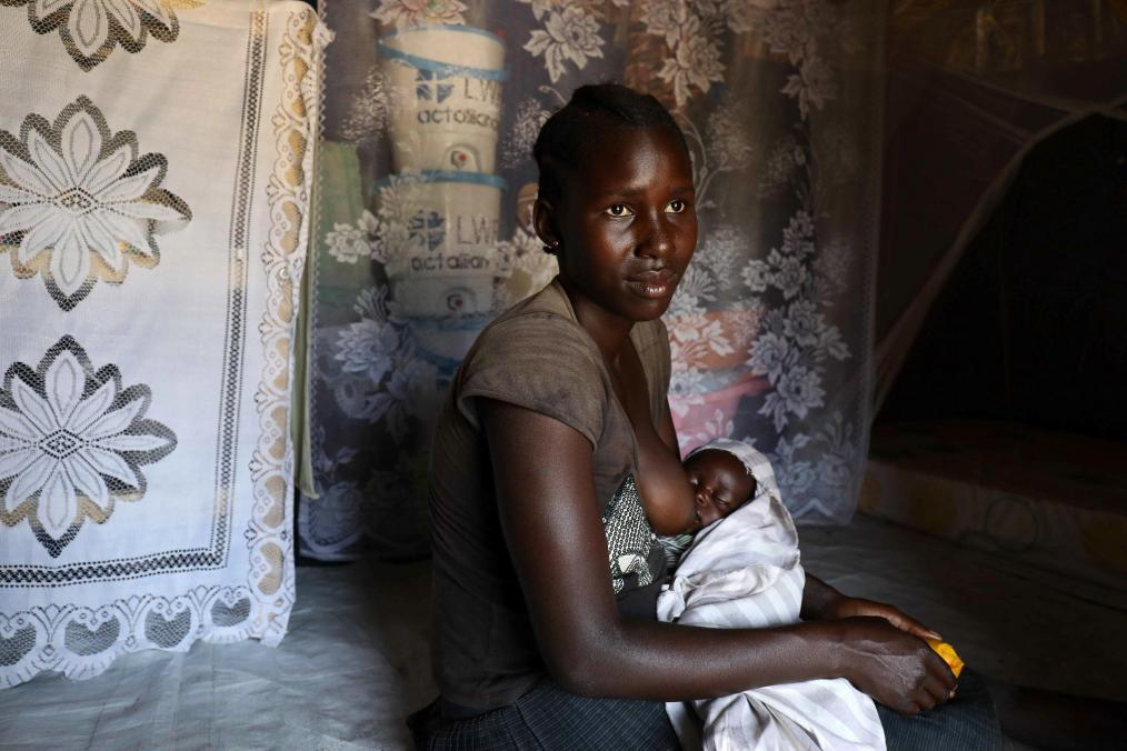 85%: The Women of the South Sudan Refugee Camp