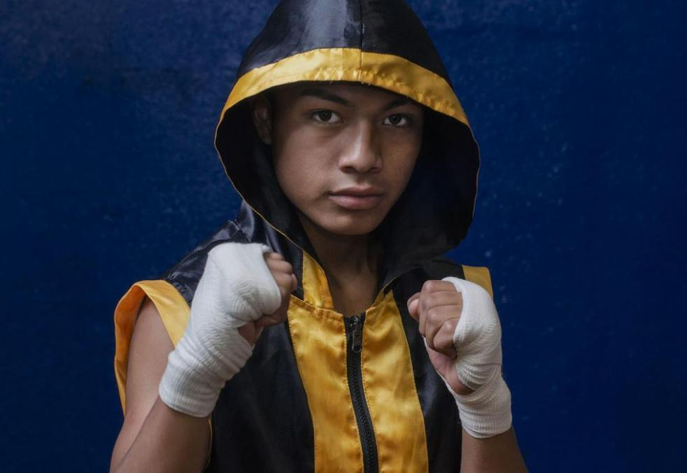 The Faces of Guatemalan Boxing
