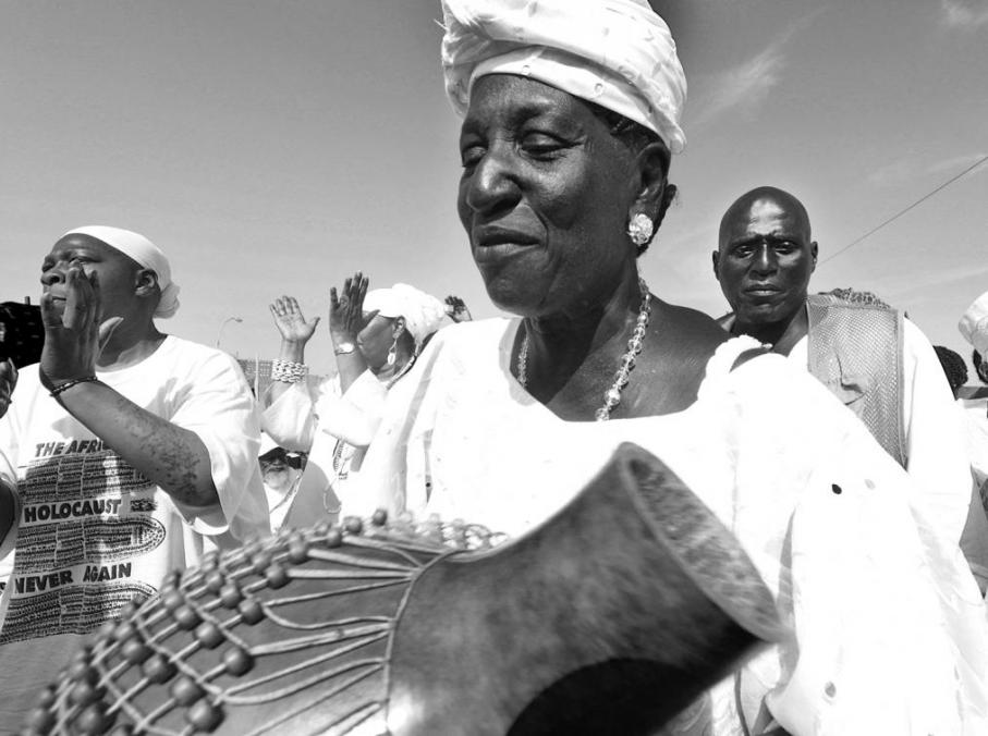 MAAFA ( The Great African Tragedy)