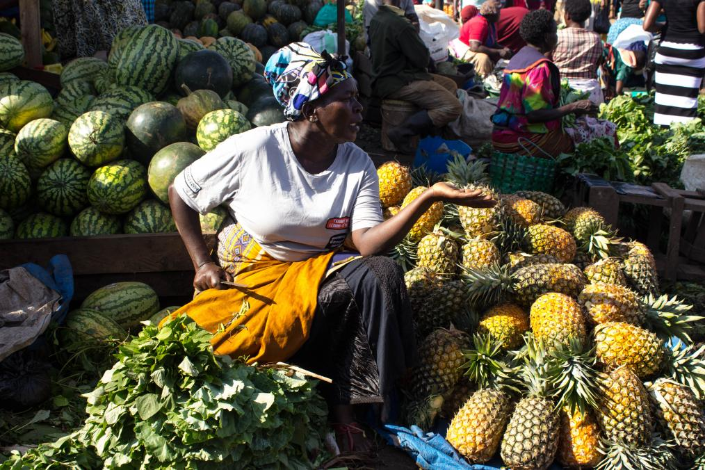 Market women