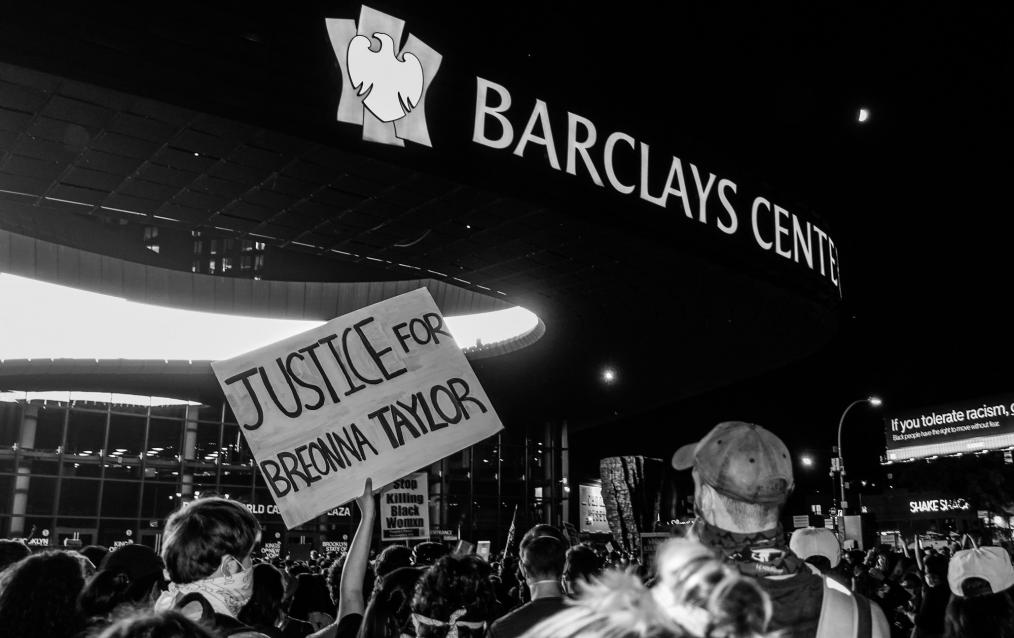 No Justice for Breonna: Barclays Center Protest, 9.23.20