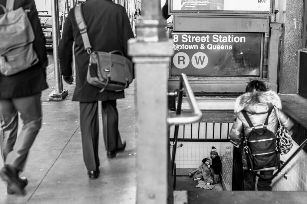 Forsaken: Untold Stories from the streets of Manhattan