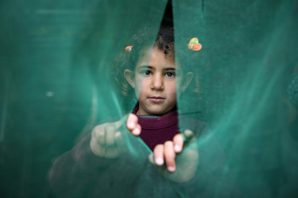 Life in Za'atari, the largest Syrian refugee camp in the world.