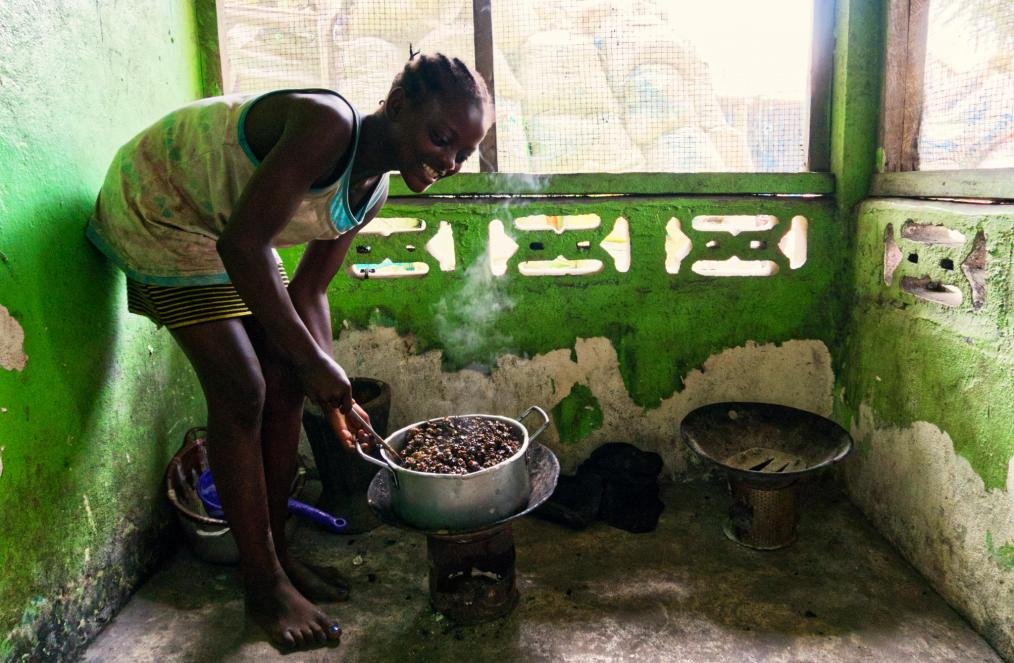 The Peace Builders | How Liberians (literally) build more peaceful lives