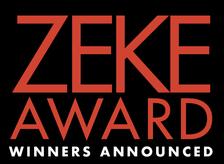 ZEKE Award Winners